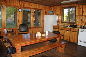 The Guide Shack Kitchen 2015