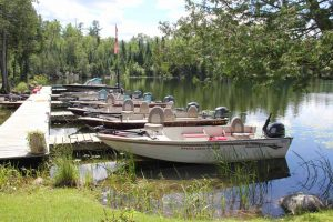 northwest ontario fishing boat