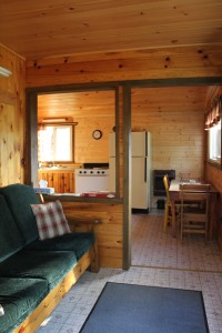 The winter cabin interior (2)